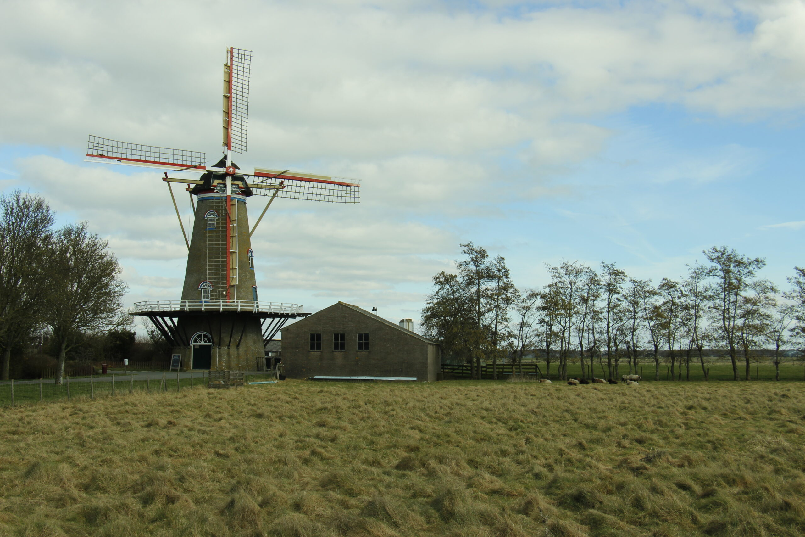 B&B Zeeuwse Zot - Wissenkerke molen